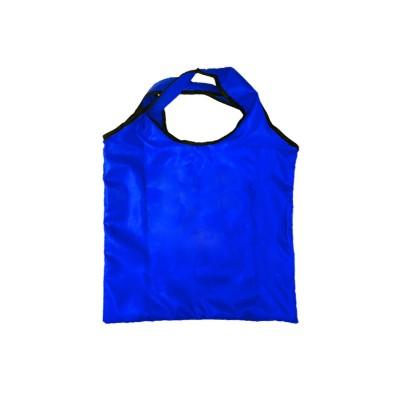 bolsa plegable poliester reutilizable ecologica